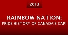 Película Rainbow Nation: Pride History of Canada's Capital