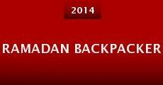 Ramadan Backpacker (2014) stream