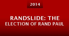 Película Randslide: The Election of Rand Paul