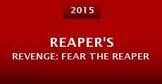 Reaper's Revenge: Fear the Reaper (2015) stream