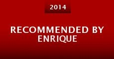 Recommended by Enrique (2014) stream