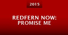 Redfern Now: Promise Me (2014)