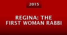 Regina: The First Woman Rabbi (2015) stream