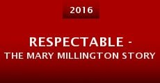 Película Respectable - The Mary Millington Story