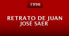 Película Retrato de Juan José Saer