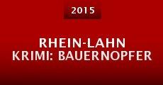 Película Rhein-Lahn Krimi: Bauernopfer