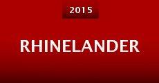Película Rhinelander