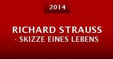 Película Richard Strauss - Skizze eines Lebens