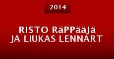 Película Risto Räppääjä ja liukas Lennart