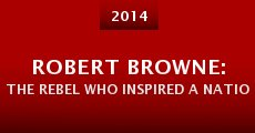 Película Robert Browne: The Rebel Who Inspired a Nation