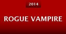 Película Rogue Vampire