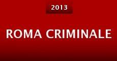 Película Roma criminale
