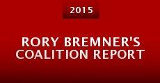 Rory Bremner's Coalition Report (2015) stream