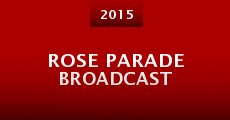 Película Rose Parade Broadcast