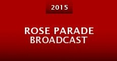 Rose Parade Broadcast (2015) stream