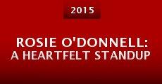 Película Rosie O'Donnell: A Heartfelt Standup