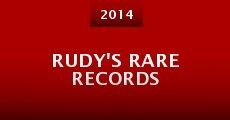 Rudy's Rare Records (2014) stream