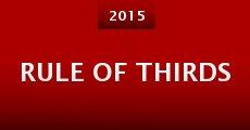 Película Rule of Thirds