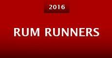 Película Rum Runners