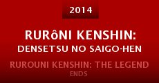 Ver película Rurouni Kenshin: The Legend Ends