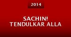 Película Sachin! Tendulkar Alla