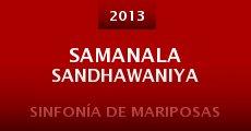 Película Samanala Sandhawaniya