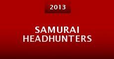 Samurai Headhunters (2013)