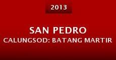 San Pedro Calungsod: Batang martir (2013)