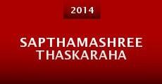 Película Sapthamashree Thaskaraha