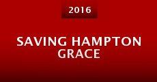Película Saving Hampton Grace