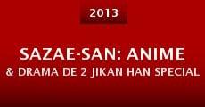 Sazae-san: Anime & Drama de 2 jikan han special (2013)