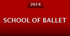 Película School of Ballet