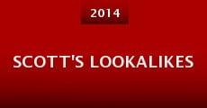 Película Scott's Lookalikes