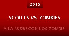 Scouts vs. Zombies (2015) stream