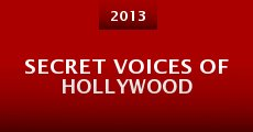Secret Voices of Hollywood