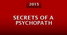 Película Secrets of a Psychopath