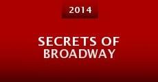 Secrets of Broadway (2014) stream
