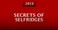 Secrets of Selfridges (2013)