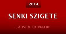 Película Senki szigete