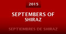 Película Septembers of Shiraz
