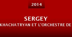 Película Sergey Khachatryan et l'Orchestre de Paris dirigés par Gianandrea Noseda à la Salle Pleyel