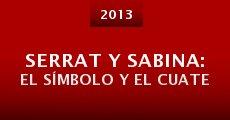 Serrat y Sabina: el símbolo y el cuate (2013) stream