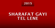 Película Sharafat Gayi Tel Lene