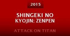 Película Shingeki no kyojin: Zenpen