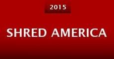 Película Shred America