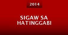 Película Sigaw sa hatinggabi
