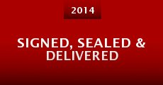 Signed, Sealed & Delivered (2014)