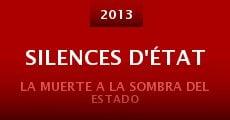 Película Silences d'État