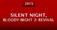 Película Silent Night, Bloody Night 2: Revival
