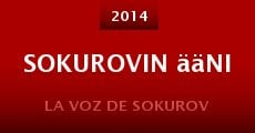 Sokurovin ääni (2014) stream